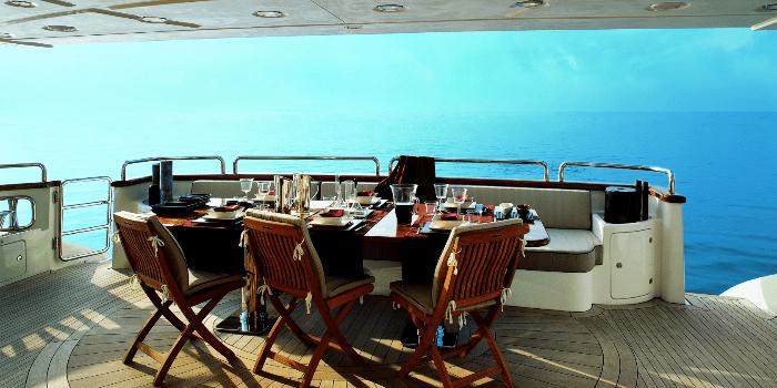 Hyra Superyacht på Mallorca, Ibiza, Formentera & Menorca