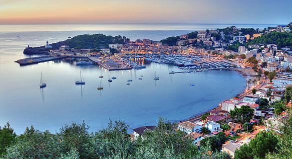 Puerto de Soller, Soller Mallorca