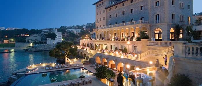 Corporate event venue in Mallorca