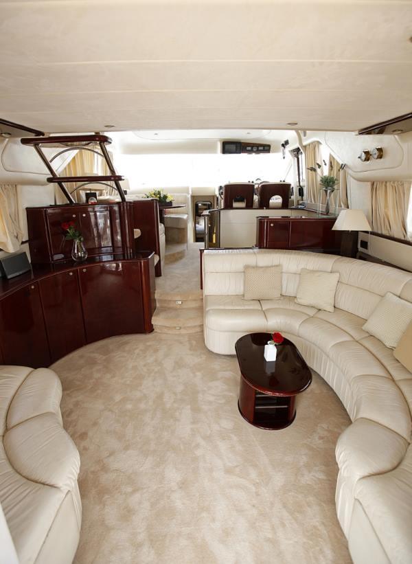 Princess 60 Navegara Motor Yacht Charter Mallorca