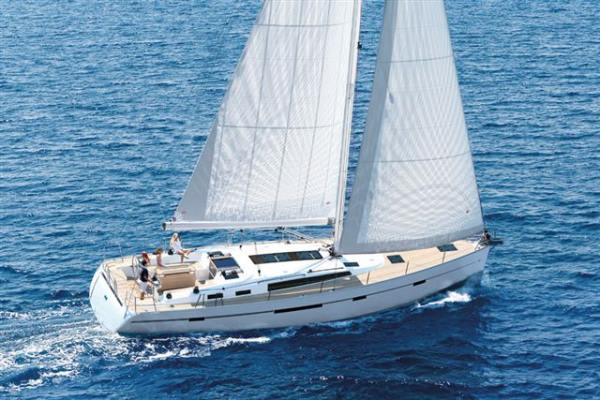 Bavaria Cruiser 56 Sailing yacht Charter Mallorca