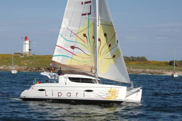 Limparu 41 Yacht for charter in Mallorca