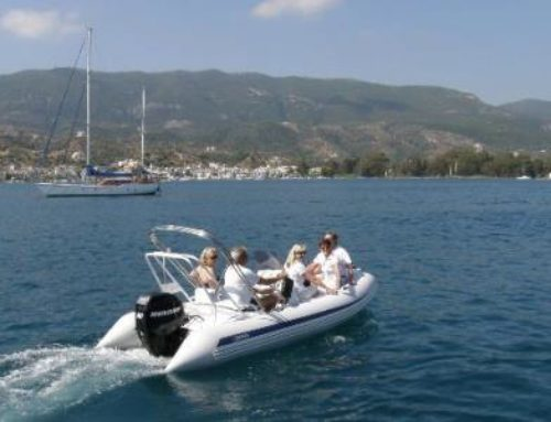 RIB boat Mallorca