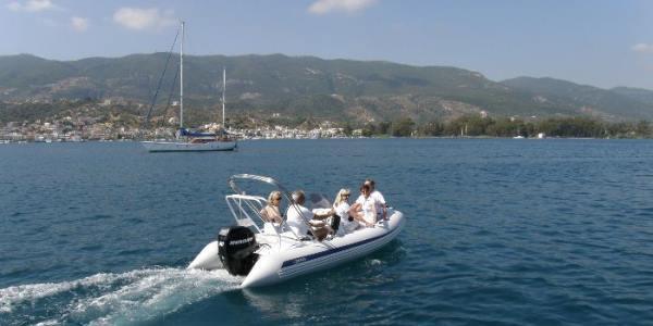 Rent a RIB boat in Mallorca