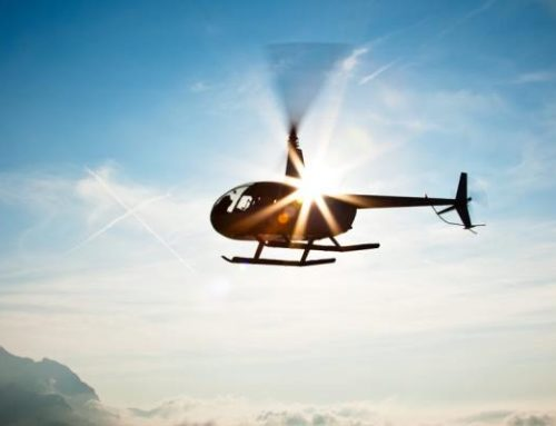 Helicopter charter on Mallorca