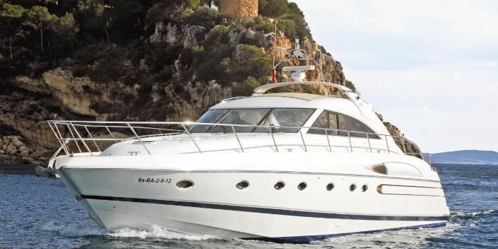 Hyra motorbåt på Mallorca, Ibiza, Formentera & Menorca