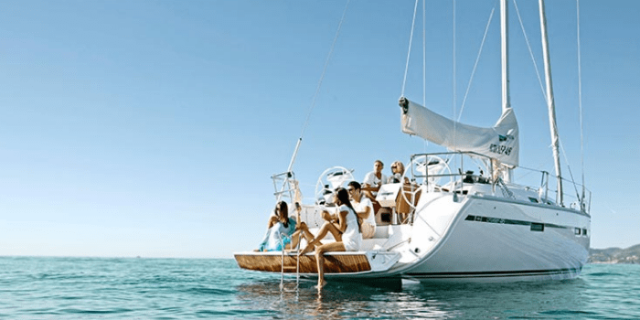 Leie seilbat Mallorca, Ibiza, Formentera & Menorca