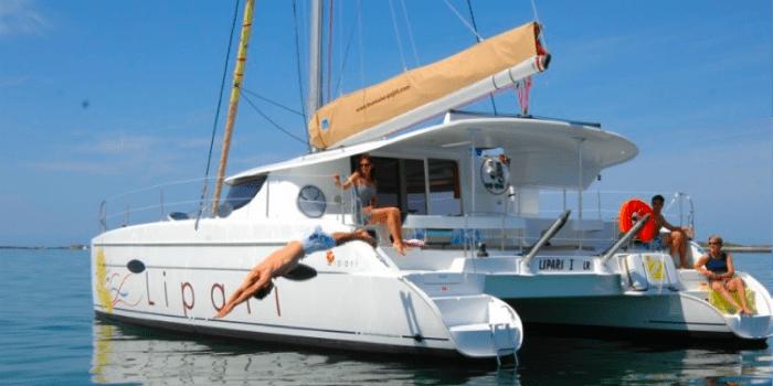 Catamaran Charter Mallorca, Ibiza, Formentera & Menorca