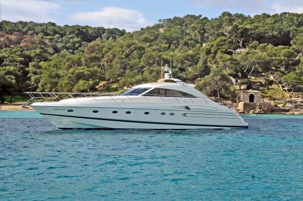 Motor Yacht Charter Mallorca, Ibiza & Marbella