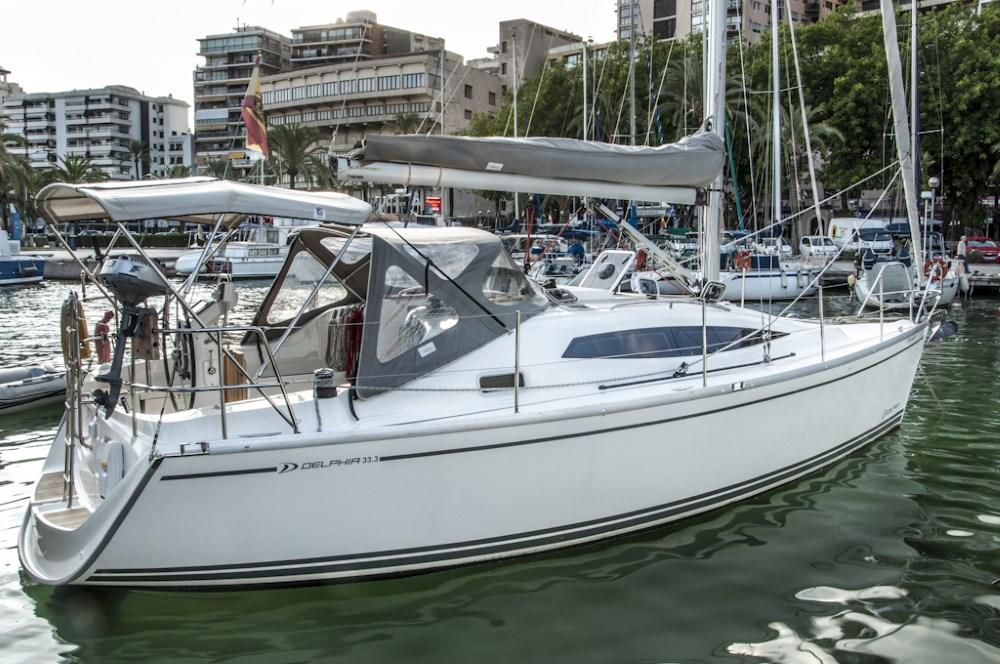 Sailing Yacht Charter Mallorca, Ibiza & Marbella