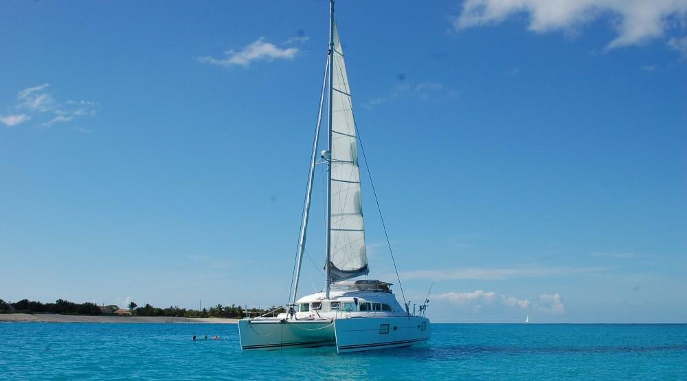 Catamaran charter in Mallorca, Ibiza & Marbella