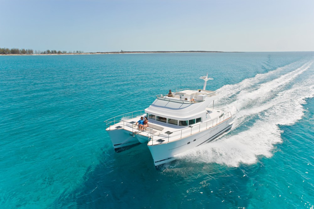 Lagoon Power 44 catamaran